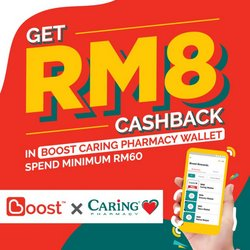 Caring Pharmacy catalogue in Kajang-Bangi ( 25 days left )