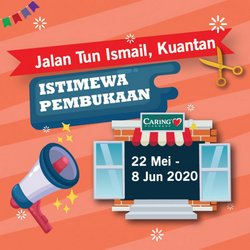 Caring Pharmacy catalogue in Kajang-Bangi ( 3 days left )