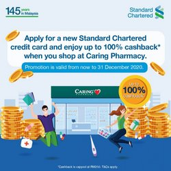 Caring Pharmacy offers in Caring Pharmacy catalogue ( More than a month)