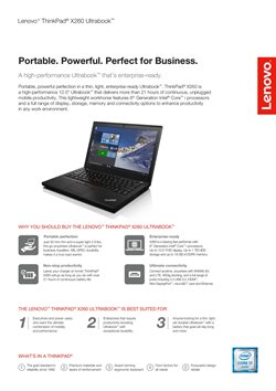 Lenovo catalogue in Penang ( More than a month )