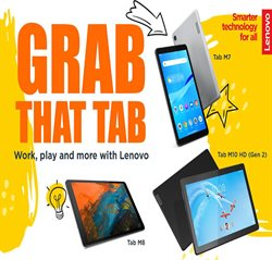 Lenovo catalogue ( 7 days left)