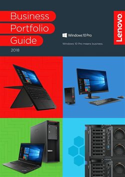 Offers from Lenovo in the Petaling Jaya leaflet