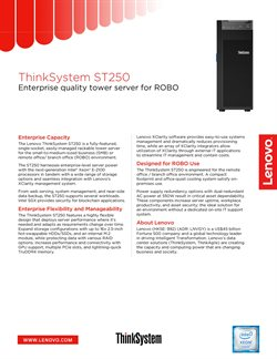 Offers from Lenovo in the Kota Kinabalu leaflet