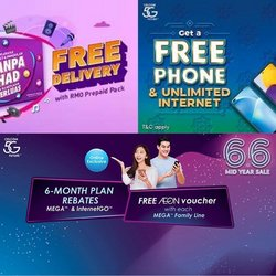 Electronics & Appliances offers in Celcom catalogue ( 7 days left)