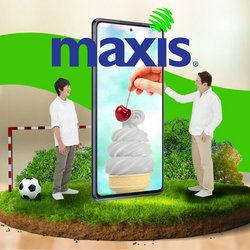 Electronics & Appliances offers in Maxis catalogue ( Expires today)