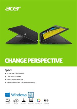 Offers from Acer in the Kuala Lumpur leaflet