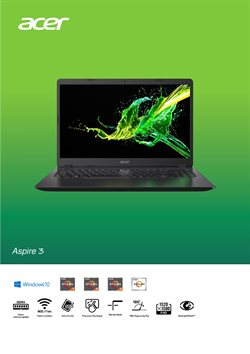 Acer catalogue ( Expired)