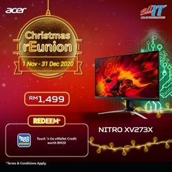 Acer offers in Acer catalogue ( More than a month)