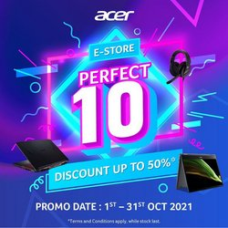 Acer offers in Acer catalogue ( 5 days left)