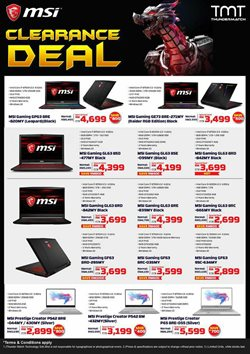 Asus catalogue ( 17 days left )