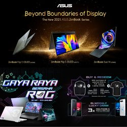 Asus offers in Asus catalogue ( 10 days left)