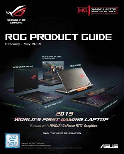 Offers from Asus in the Petaling Jaya leaflet