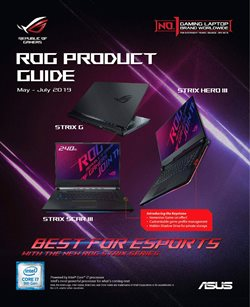 Offers from Asus in the Kajang-Bangi leaflet