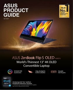 Asus offers in Asus catalogue ( More than a month)