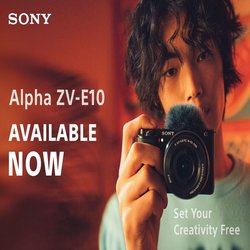 Sony Center offers in Sony Center catalogue ( 7 days left)