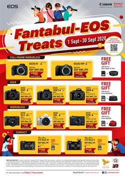 Canon catalogue in Johor Bahru ( Expires tomorrow )