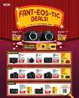 Electronics & Appliances offers in the Canon catalogue in Seremban ( 4 days left )