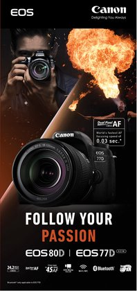 Canon offers in Canon catalogue ( More than a month)