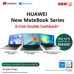 Electronics & Appliances offers in Huawei catalogue ( 4 days left)