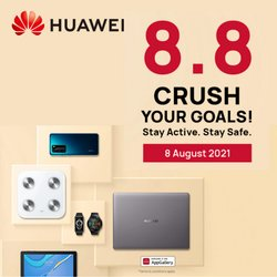 Huawei offers in Huawei catalogue ( 3 days left)