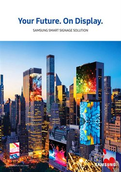 Samsung catalogue in Penang ( More than a month )