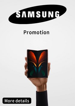Samsung offers in Samsung catalogue ( 14 days left)