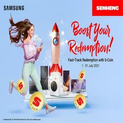 Samsung offers in Samsung catalogue ( 5 days left)