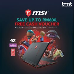 Offers from Thunder Match in the Johor Bahru leaflet
