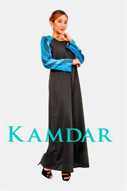 KAMDAR catalogue ( 22 days left )