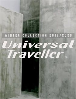 Offers from Universal Traveller in the Klang leaflet