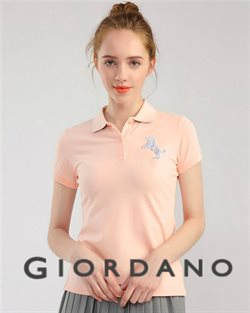 Offers from Giordano in the Petaling Jaya leaflet