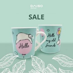 Home & Furniture offers in DAISO catalogue ( 2 days left)