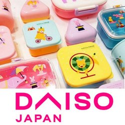 DAISO catalogue ( 21 days left)