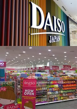 Offers from DAISO in the Petaling Jaya leaflet
