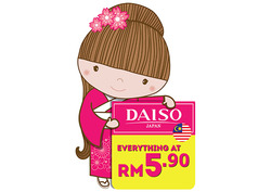 Offers from DAISO in the Klang leaflet