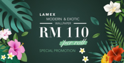 Offers from Lamex Décor in the Kuala Lumpur leaflet