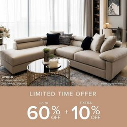 Home & Furniture offers in Cellini catalogue ( 6 days left)