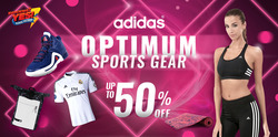 Offers from Adidas in the Kuala Lumpur leaflet