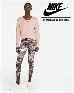 Nike offers in Nike catalogue ( More than a month)