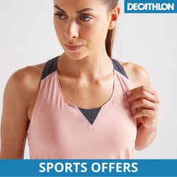 Sport offers in Decathlon catalogue ( 1 day ago)