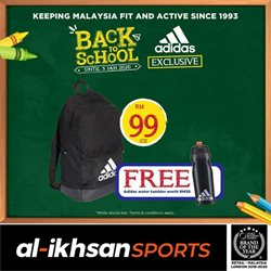 Offers from Al-Ikhsan in the Kuala Lumpur leaflet