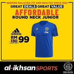 Sport offers in the Al-Ikhsan catalogue in Petaling Jaya