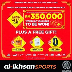 Al-Ikhsan catalogue in Melaka ( 7 days left )