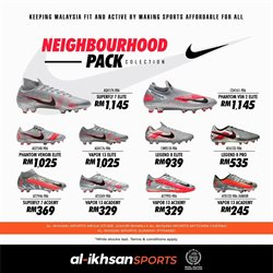 Sport offers in Al-Ikhsan catalogue ( 5 days left)