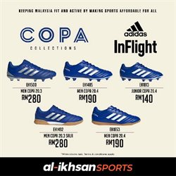 Sport offers in Al-Ikhsan catalogue ( More than a month)