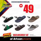 Sport offers in the Al-Ikhsan catalogue in Kajang-Bangi ( 14 days left )