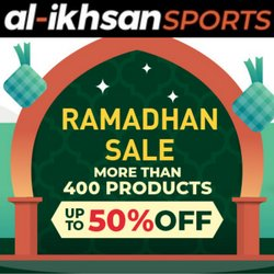 Al-Ikhsan catalogue ( 21 days left)