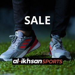Sport offers in Al-Ikhsan catalogue ( 10 days left)