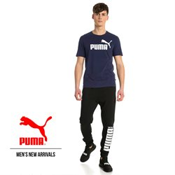 Offers from Puma in the Johor Bahru leaflet