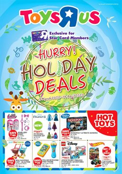 Toys R Us catalogue in Penang ( 13 days left )